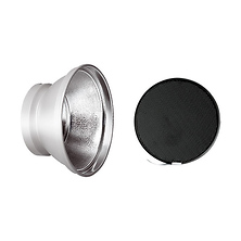 7 In. Basic Grid Reflector Set with 30 Degree Grid Image 0
