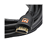 TetherPro Mini HDMI Male to HDMI Male Cable - 3 ft. (Black)