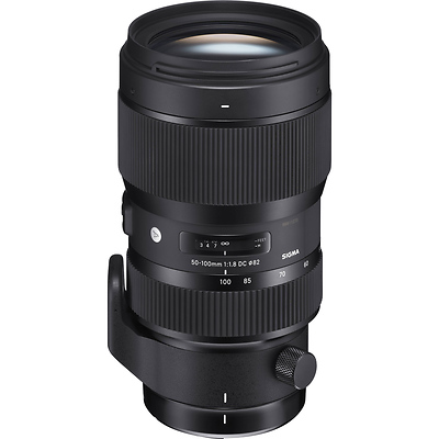 50-100mm f/1.8 DC HSM Art Lens for Canon Image 0