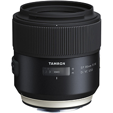 SP 85mm f/1.8 Di VC USD Lens for Canon Image 0