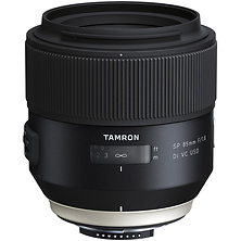 SP 85mm f/1.8 Di VC USD Lens for Nikon Image 0