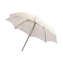 33 In. Eco Umbrella (Translucent) Image 0