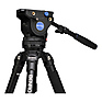 BV4H Video Head & A373F Series 3 Tripod Legs Kit (Aluminum) Thumbnail 3