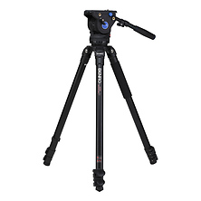 BV6 Aluminum Video Tripod Kit Image 0