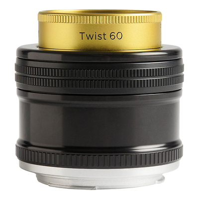 Twist 60 Optic with Straight Body for Nikon F Image 0