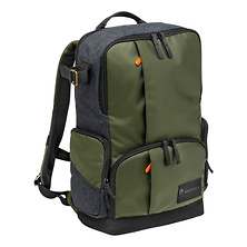Street Camera and Laptop Backpack for DSLR/CSC (Green and Gray) Image 0
