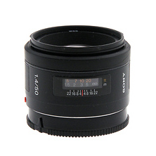 50mm f/1.4 Lens - Open Box Image 0