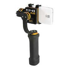 3-Axis Smartphone Gimbal Stabilizer with GoPro Mount Image 0