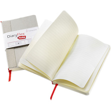 DiaryFlex Refill with 160 Plain Pages (100 gsm, 7 x 4 In.) Image 0