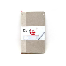 Diary Flex Refill (Dotted 7 x 4 In., 80 sheets, 160 pages) Image 0
