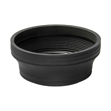 62mm Wide Angle Rubber Lens Hood Image 0