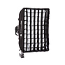 Heat-Resistant Rectangular Softbox with Grid (16 x 24 In.)