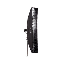 Heat-Resistant Strip Softbox with Grid (12 x 72 In.) Image 0