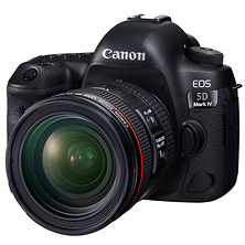 EOS 5D Mark IV Digital SLR Camera with 24-70mm f/4.0L IS USM Lens Image 0