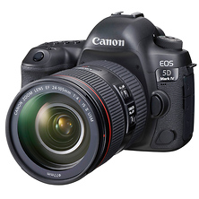 EOS 5D Mark IV Digital SLR Camera with 24-105mm Lens Image 0