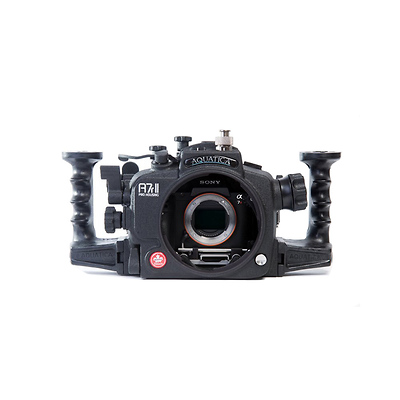 A7R II Underwater Housing for Sony Alpha with Vacuum Check System Image 0