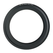 72mm Adapter Ring for Pro100 Series Filter Holder Image 0