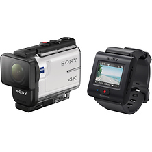 FDR-X3000 Action Camera with Live-View Remote Image 0