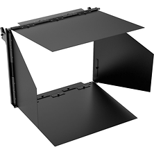 4-Leaf Barndoors for LED SkyPanel S30 Image 0