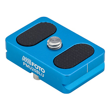 BackPacker Air Quick Release Plate (Blue) Image 0
