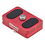 BackPacker Air Quick Release Plate (Red)