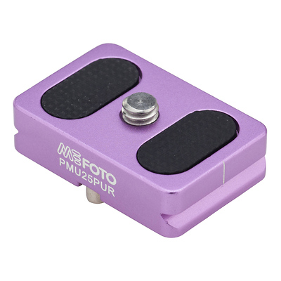 BackPacker Air Quick Release Plate (Purple) Image 0