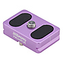 BackPacker Air Quick Release Plate (Purple)