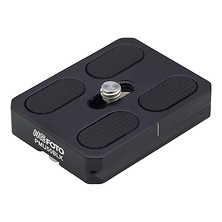 RoadTrip and GlobeTrotter Air Quick Release Plate (Black) Image 0