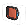 Red Snorkel Filter for HERO5 Black