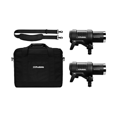 D2 AirTTL 1000/1000 Duo Monolight Kit Image 0