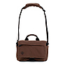 Apache 4.2 Series Camera Bag (Waxed Canvas, Chocolate Brown)