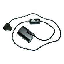 Power Converter D-Tap to Canon LP-E6 Dummy Battery (30 In.) Image 0