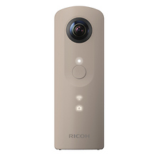 Theta SC 360 Degree Spherical Panorama Digital Camera (Beige) Image 0