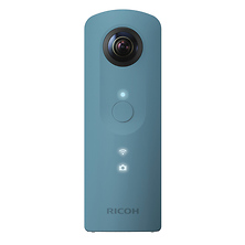Theta SC 360 Degree Spherical Panorama Digital Camera (Blue) Image 0