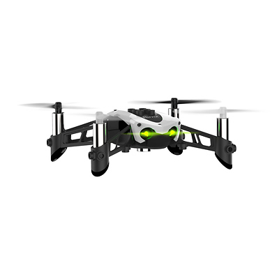 Minidrone Mambo Quadcopter With Cannon Grabber Accessories Image 0
