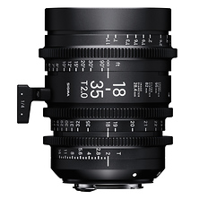 18-35mm T2 Cine Lens for Canon Image 0