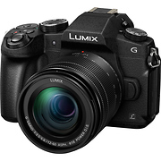 Lumix DMC-G85 Mirrorless Micro Four Thirds Digital Camera with 12-60mm Lens