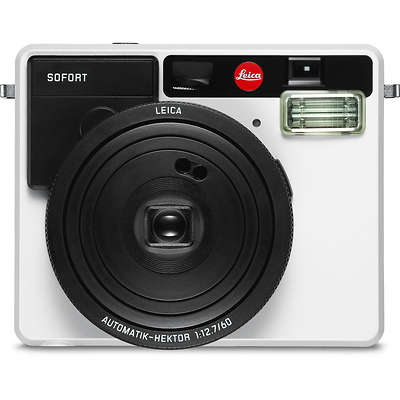 Sofort Instant Film Camera (White) Image 0
