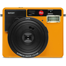 Sofort Instant Film Camera (Orange) Image 0