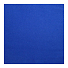 Muslin Backdrop For PXB Portable X-frame System (Chroma Blue, 8x8 ft.) Image 0