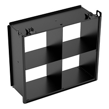 4-Chamber Eggcrate Grid for SkyPanel S30 LED Light (60 degrees) Image 0
