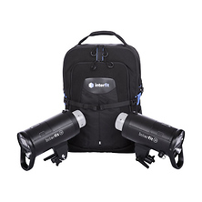 S1 On-Location Portable 2-Light Backpack Kit Image 0