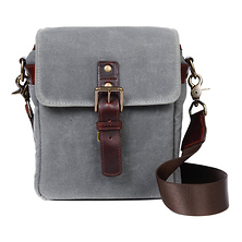 Bond Street Waxed Canvas Camera Bag (Smoke) Image 0