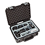 iSeries Case w/Think Tank Designed Photo Dividers & Lid Foam (Black) Thumbnail 1