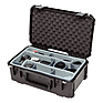 iSeries 2011-7 Case with Photo Dividers & Lid Foam (Black) Thumbnail 4