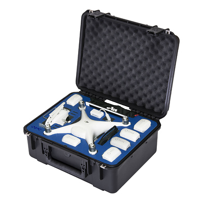 Compact Carrying Case for DJI Phantom 4 Series Image 0