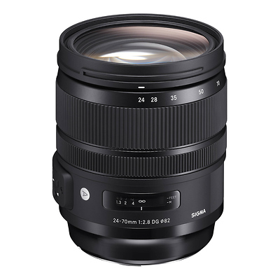 24-70mm f/2.8 DG OS HSM Art Lens for Canon EF Image 0
