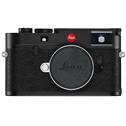 M10 Digital Rangefinder Camera (Black)