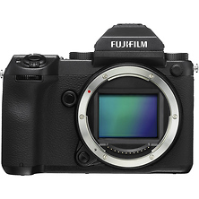 GFX 50S Medium Format Mirrorless Camera Body Image 0