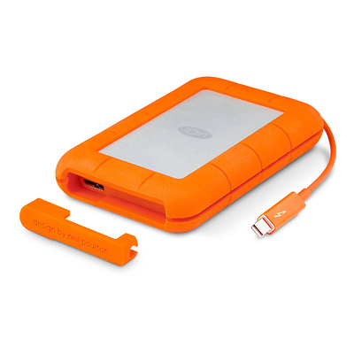 Rugged Thunderbolt Mobile HDD (2TB) Image 0